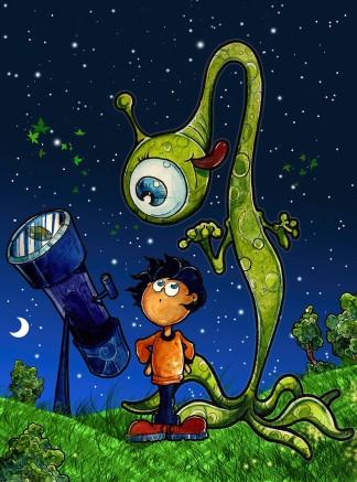 Alien_Contact_art_for_children_astronomy