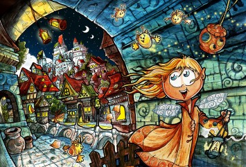 Elf_Town_childrens_artist