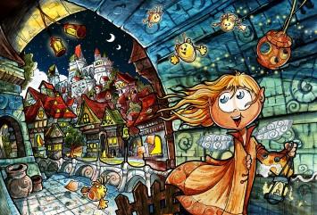 Elf_Town_childrens_artist