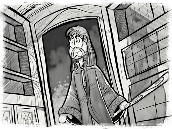 10 - Dewi in pantry