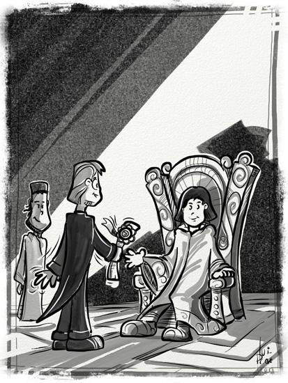 24 - Meeting the prince