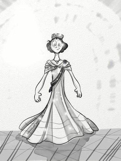 33b - The Queen