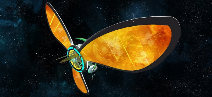 LIGHT-YEARS CONCEPTART - FanShip 02