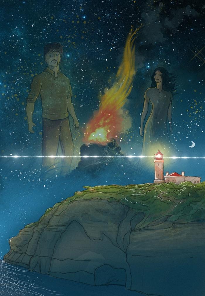 PIC 34 - REFERENCIA - FAROL - The End