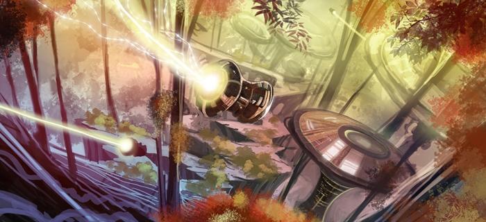 tech forest 09