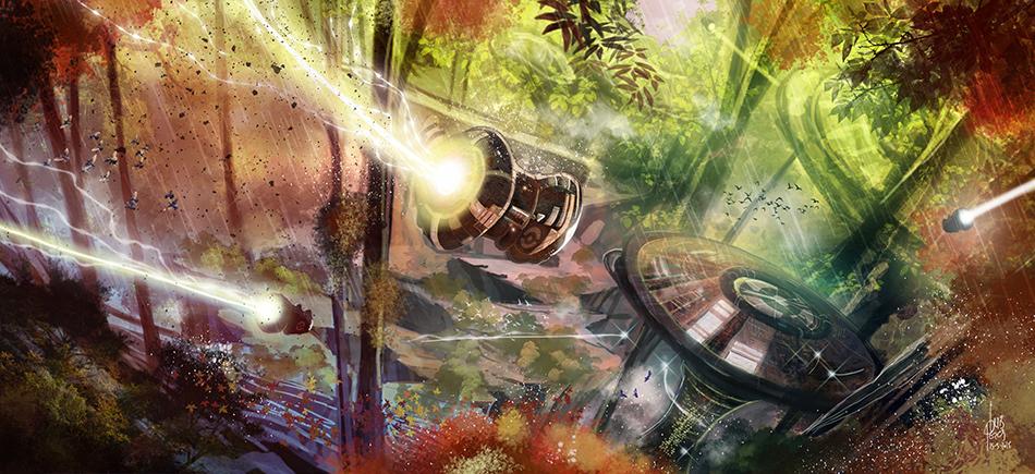 tech forest 16