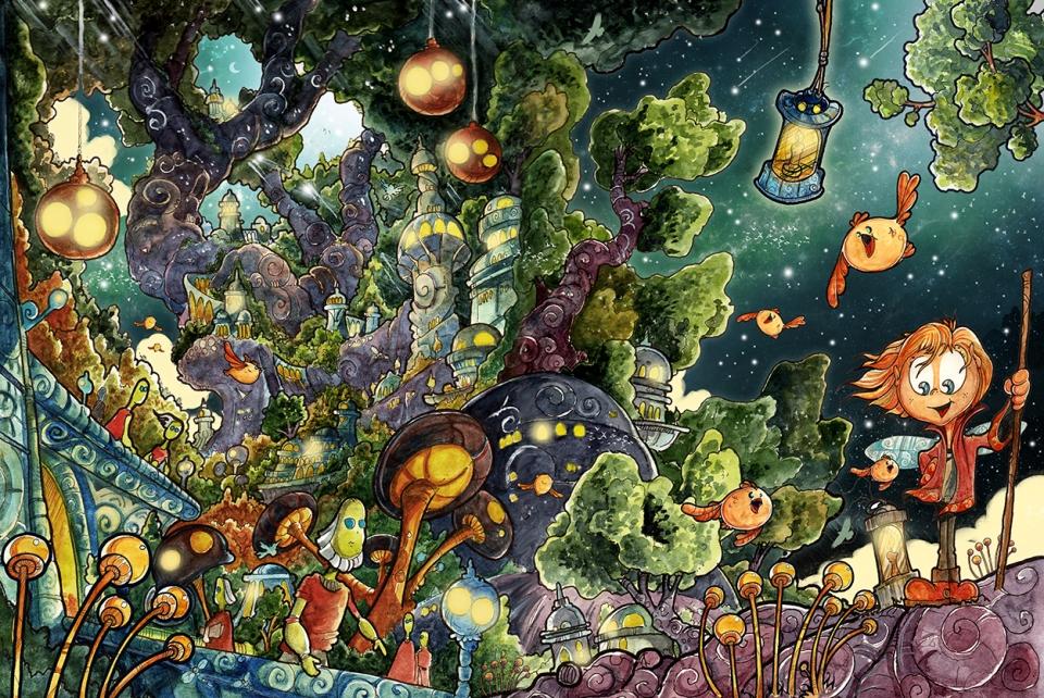 Treeworld