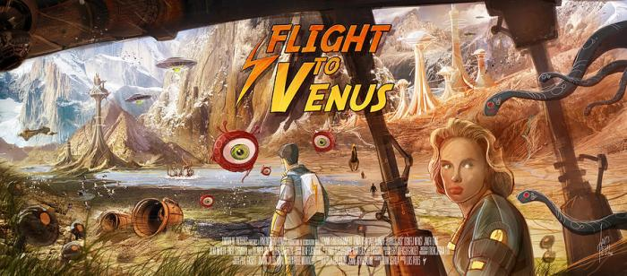flight-to-venus-fake-movie-poster-luis-peres