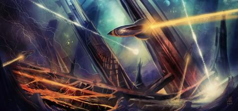 rocketships_sci-fi_art_luis_peres