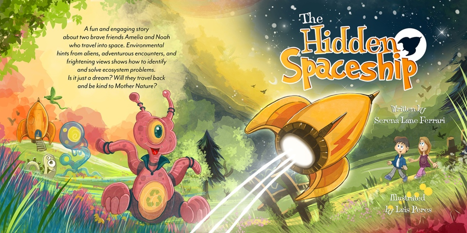 COVER - THSpaceship