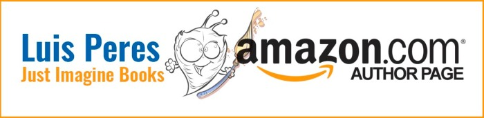 amazon author banner - luis peres